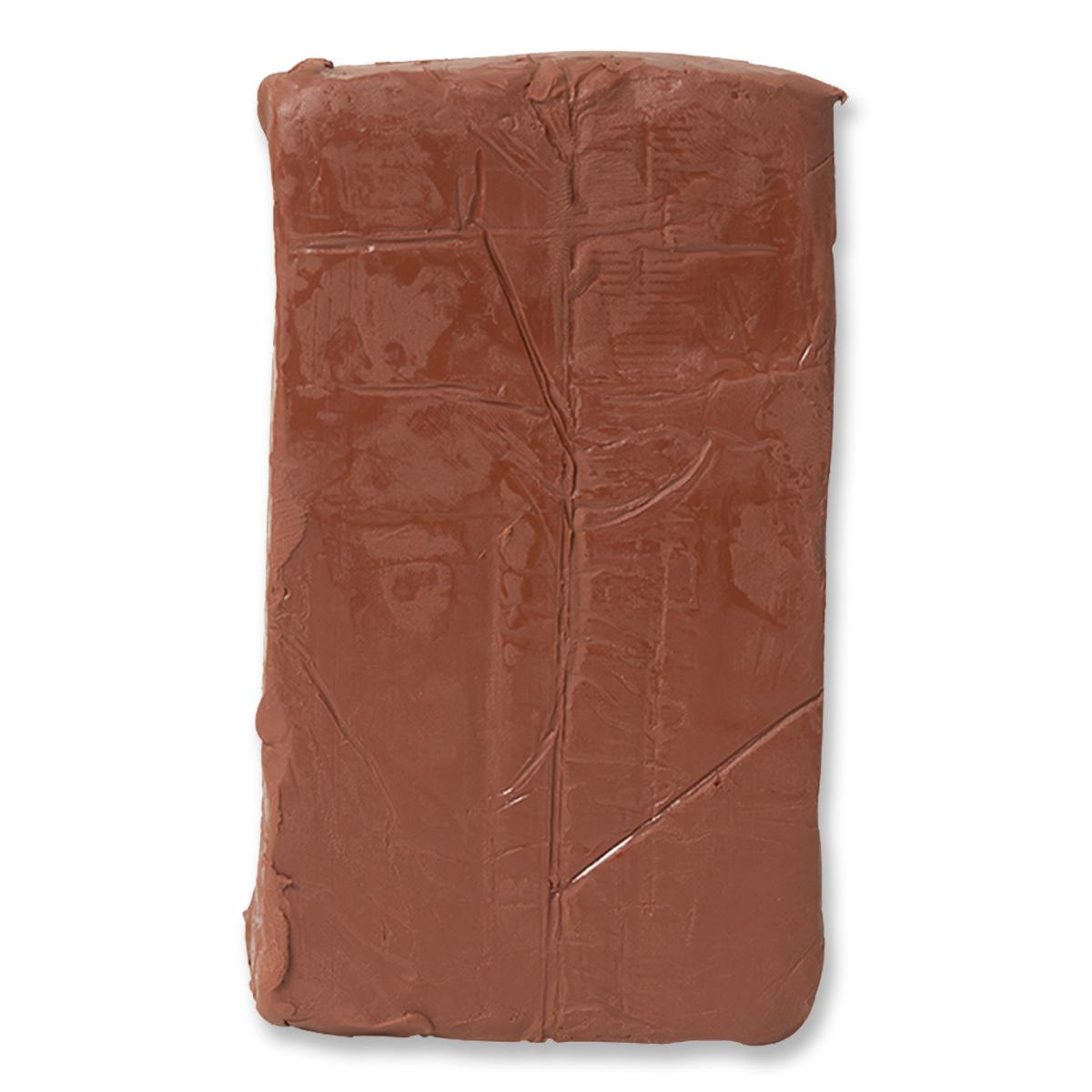 Pâte à modeler : brune