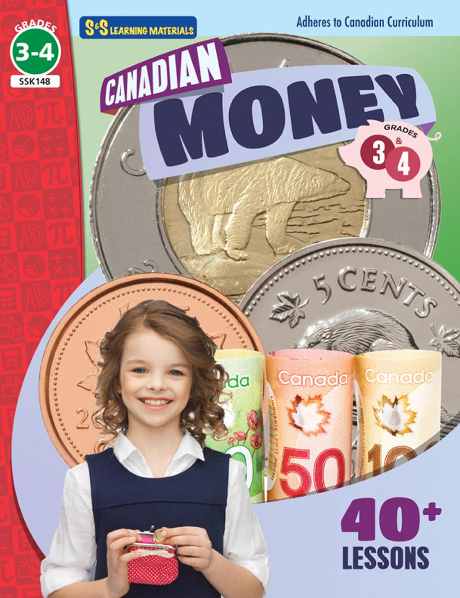 Canadian Money Grades 2-3