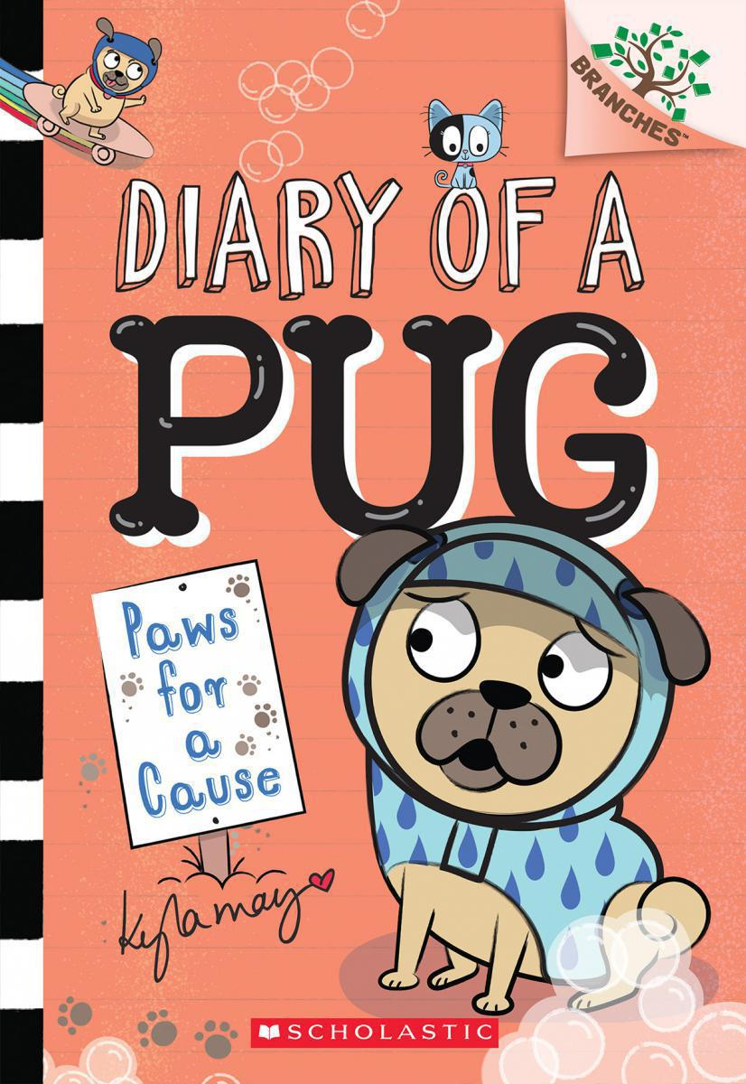 Diary of a Pug #3: Paws for a Cause