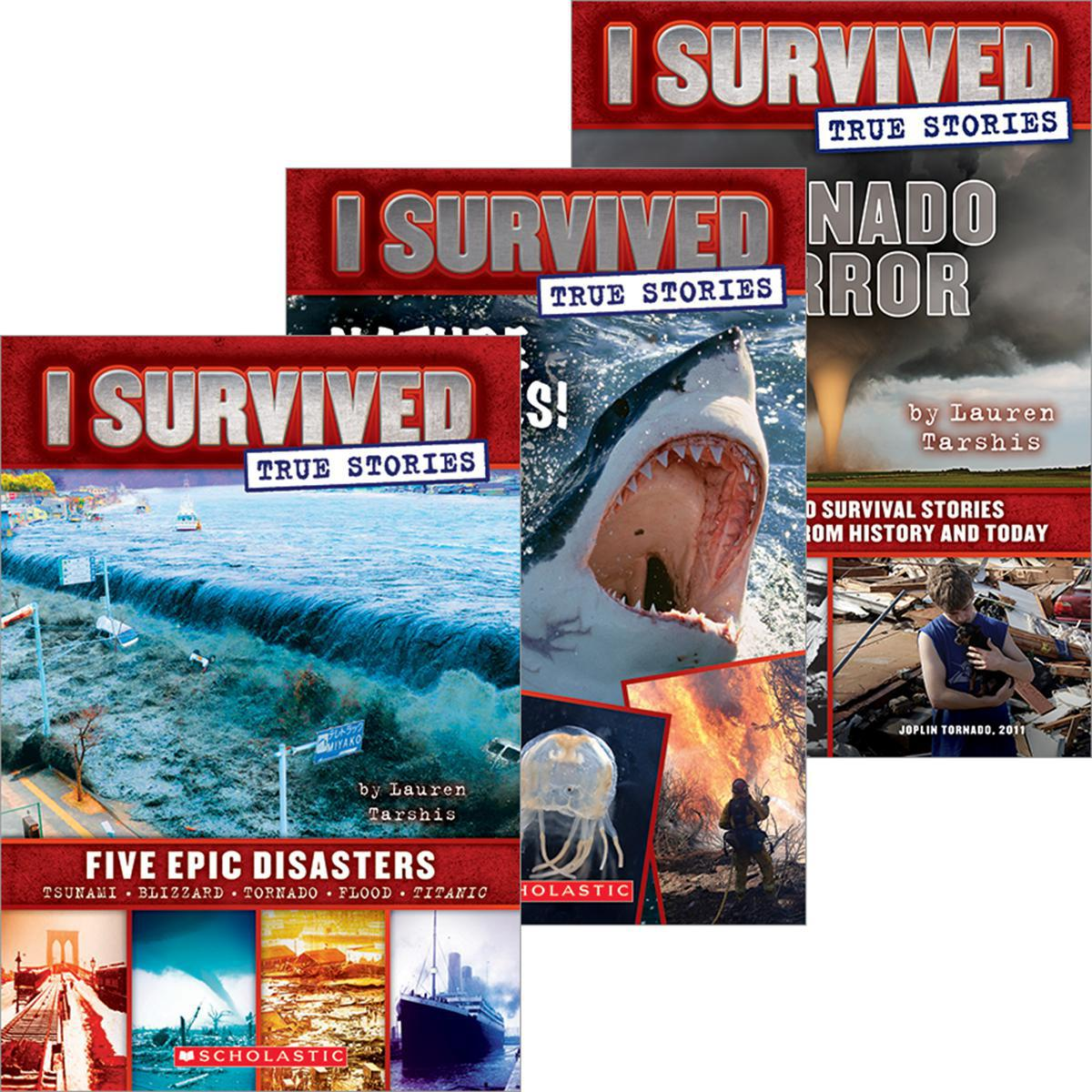 I Survived True Stories Pack
