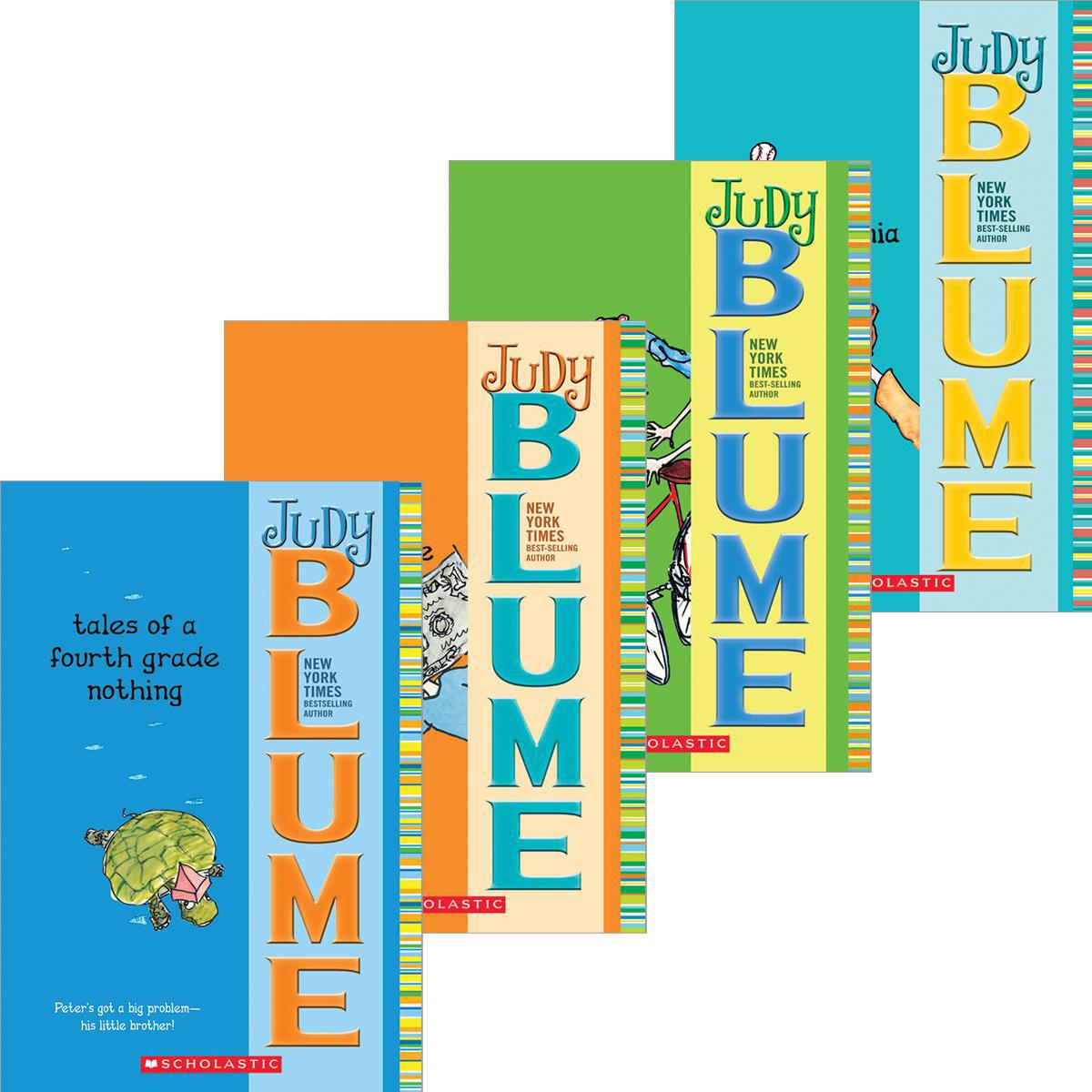 Judy Blume Value Pack