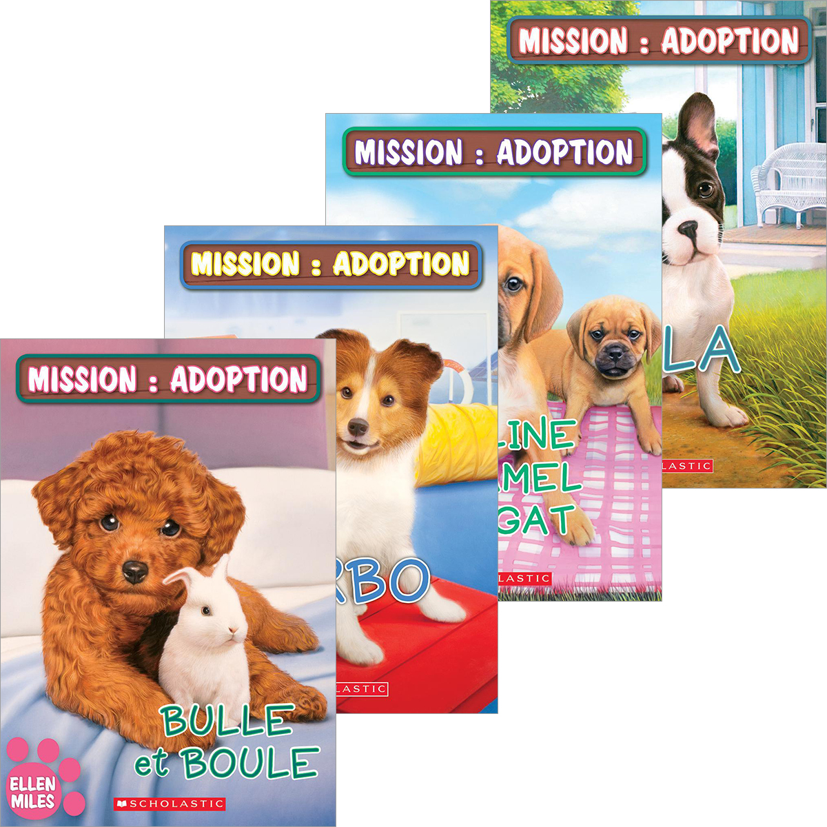Ensemble Mission : Adoption