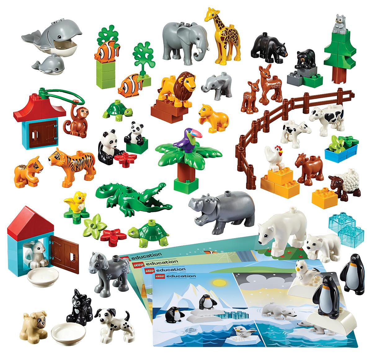LEGO® Education Animals Set