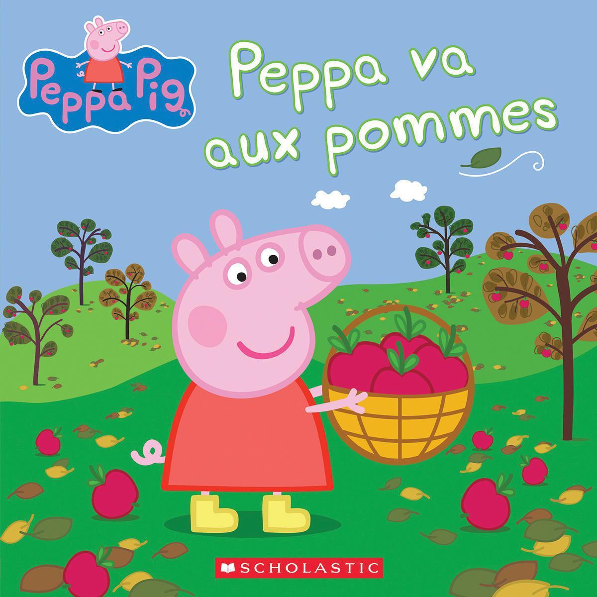 Peppa Pig : Peppa va aux pommes