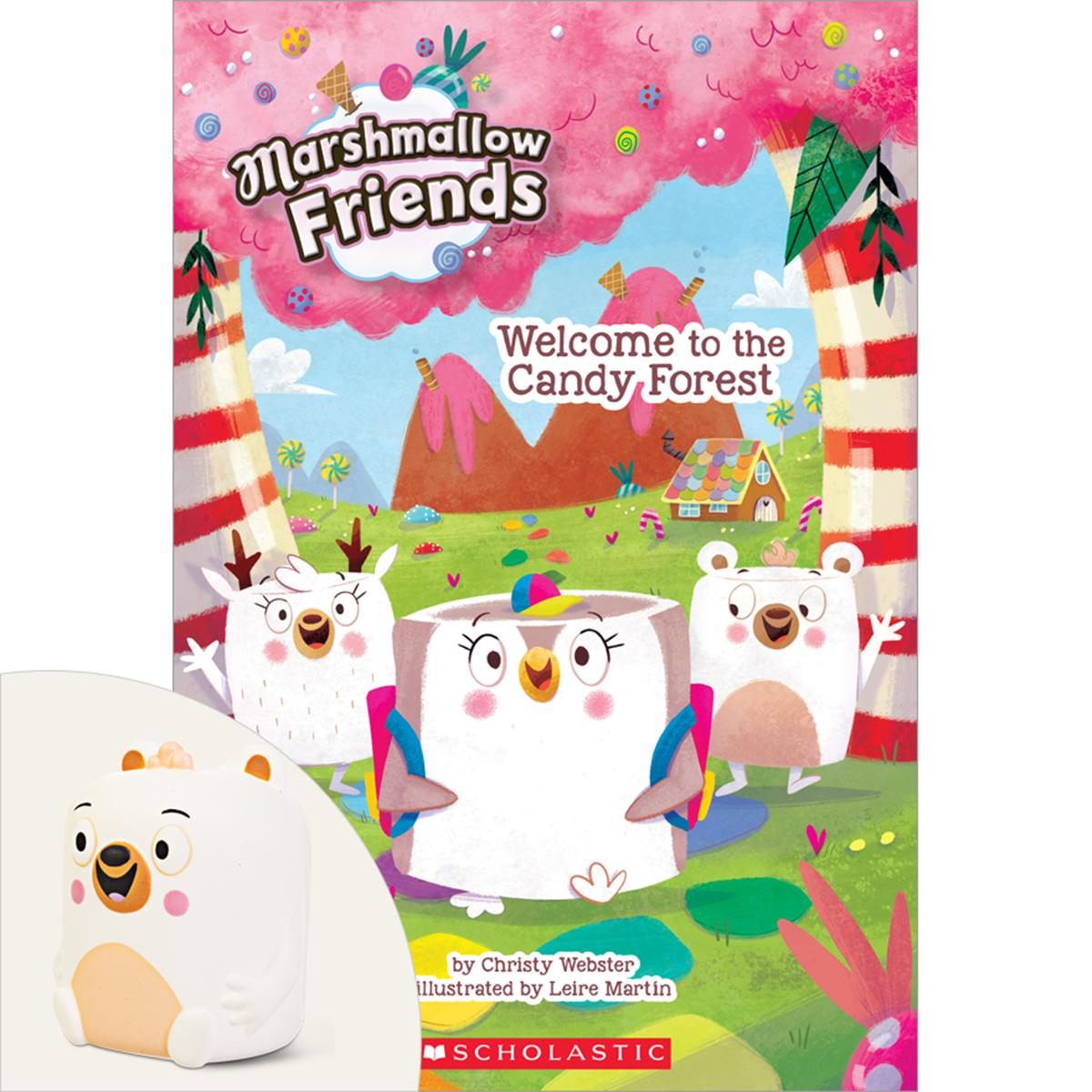 Marshmallow Friends: Welcome to Candy Forest Pack