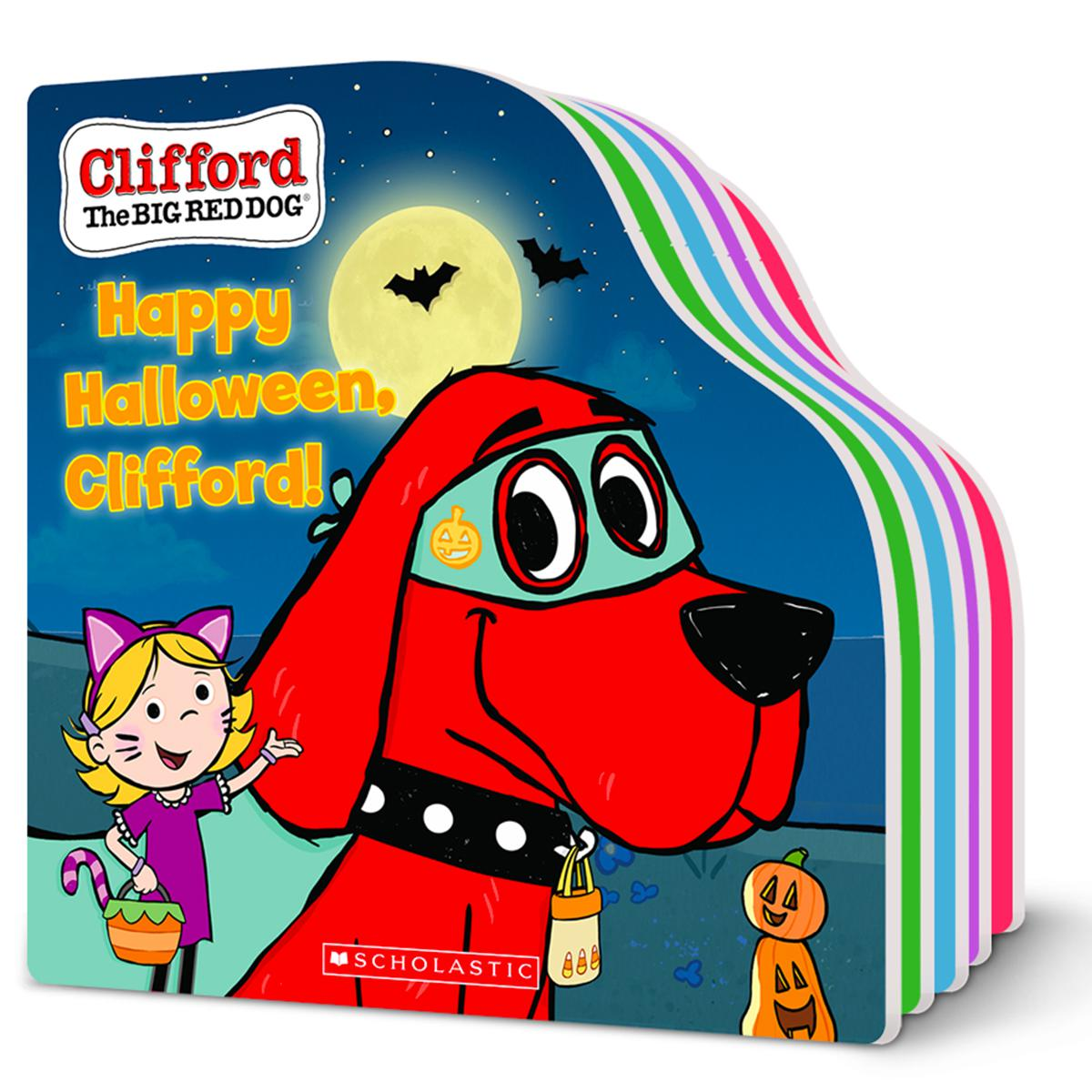 Clifford the Big Red Dog: Happy Halloween, Clifford!