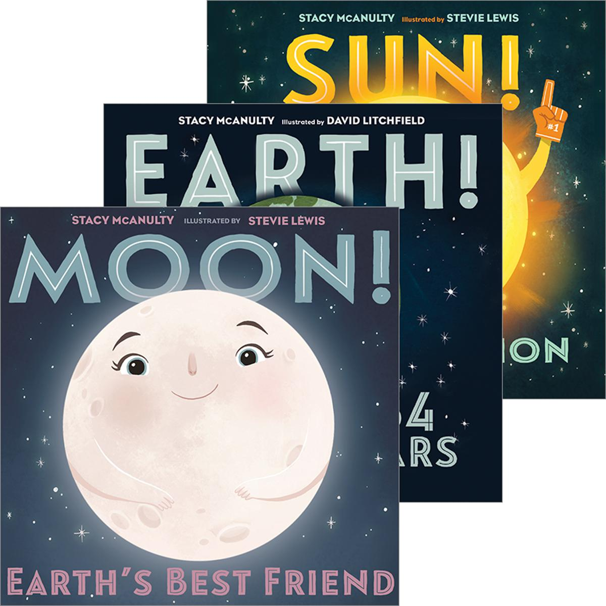 Space Stories Non-Fiction Pack