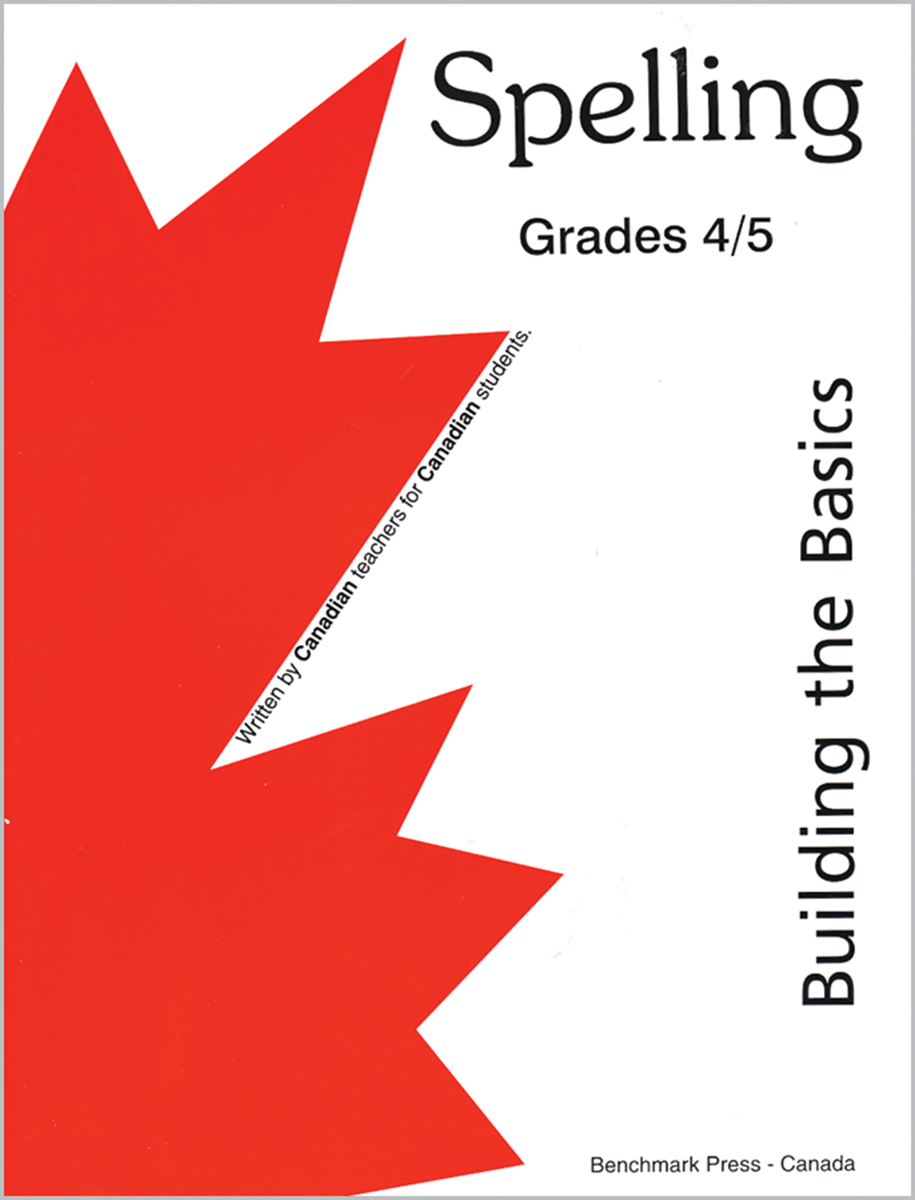Building the Basics: Spelling Grades 4-5
