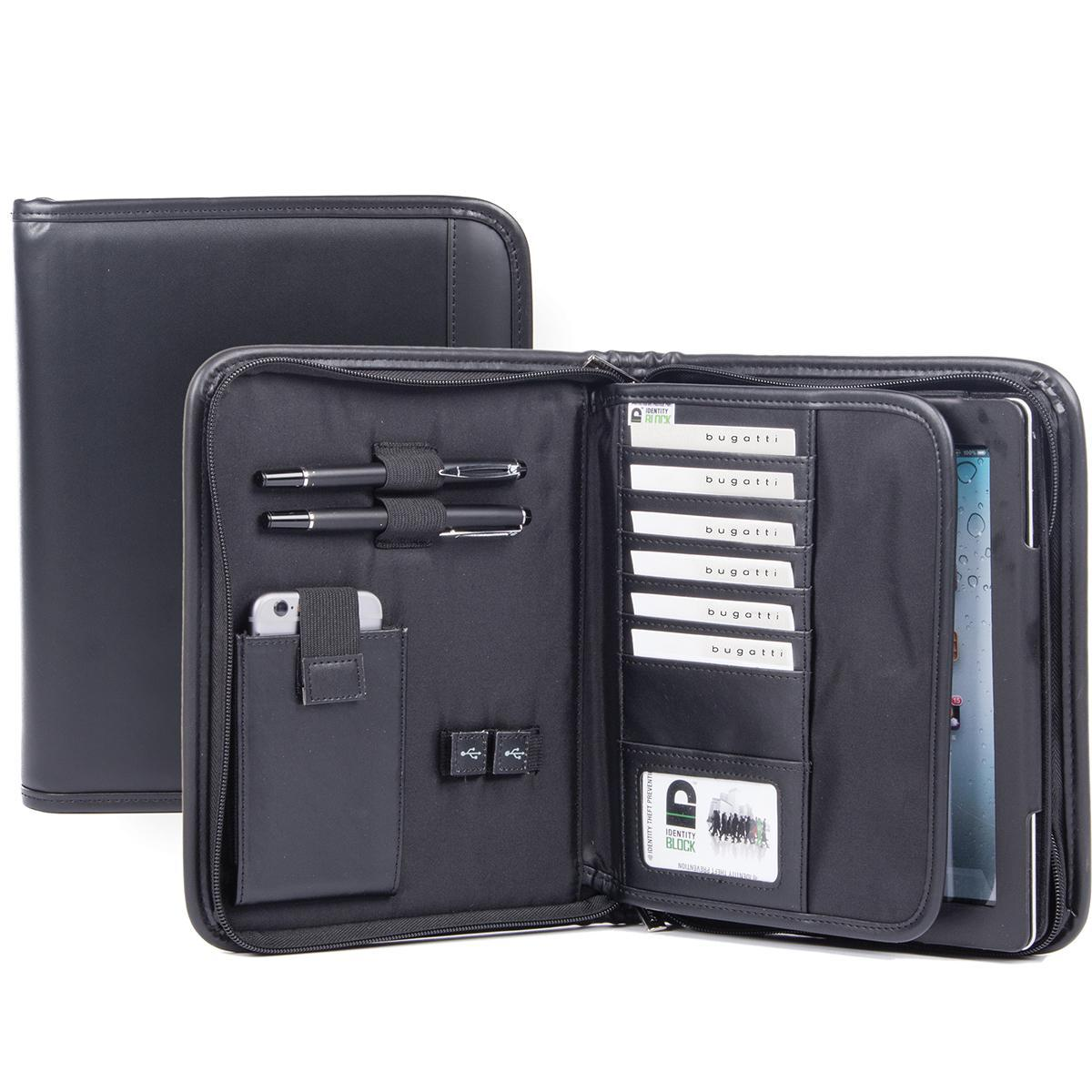 Bugatti® Writing Case with Tablet Holder