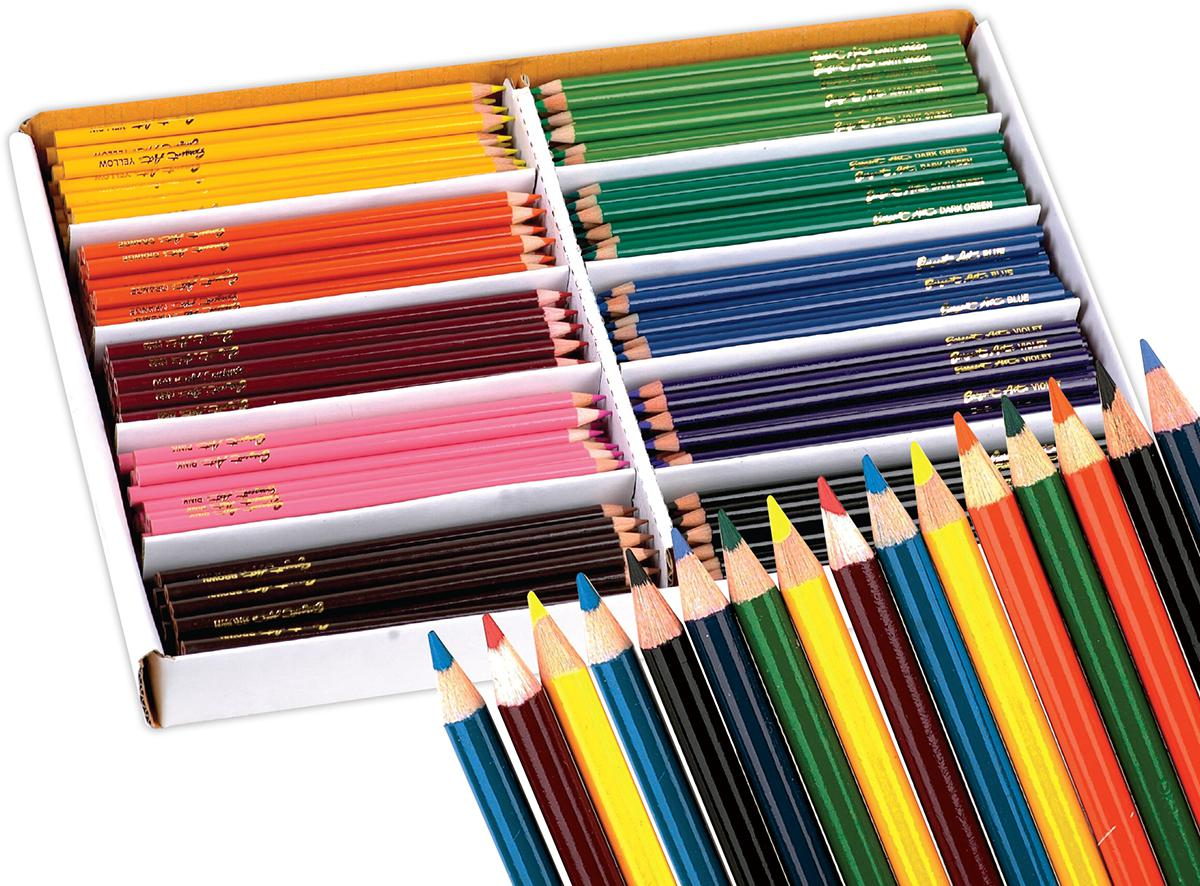 Sargent Art® Best Buy Coloured Pencil Classpack (144)