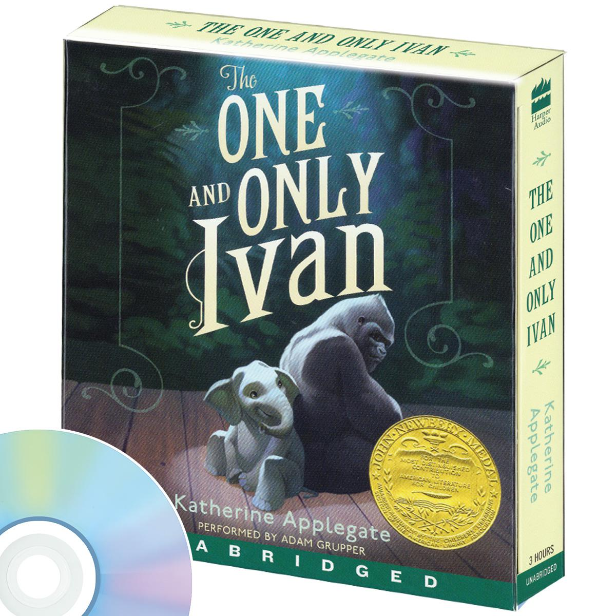 The One and Only Ivan Audio Book