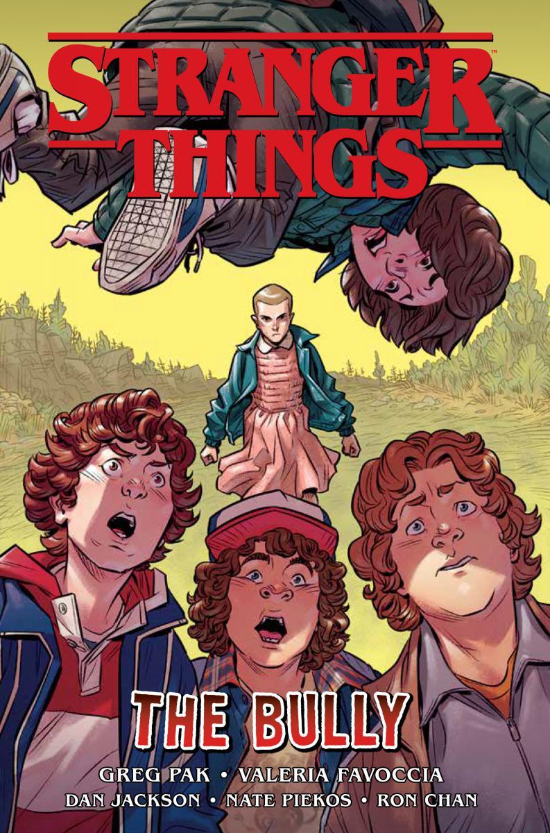 Stranger Things: The Bully