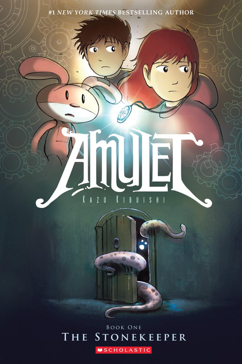 Amulet: Book One: The Stonekeeper