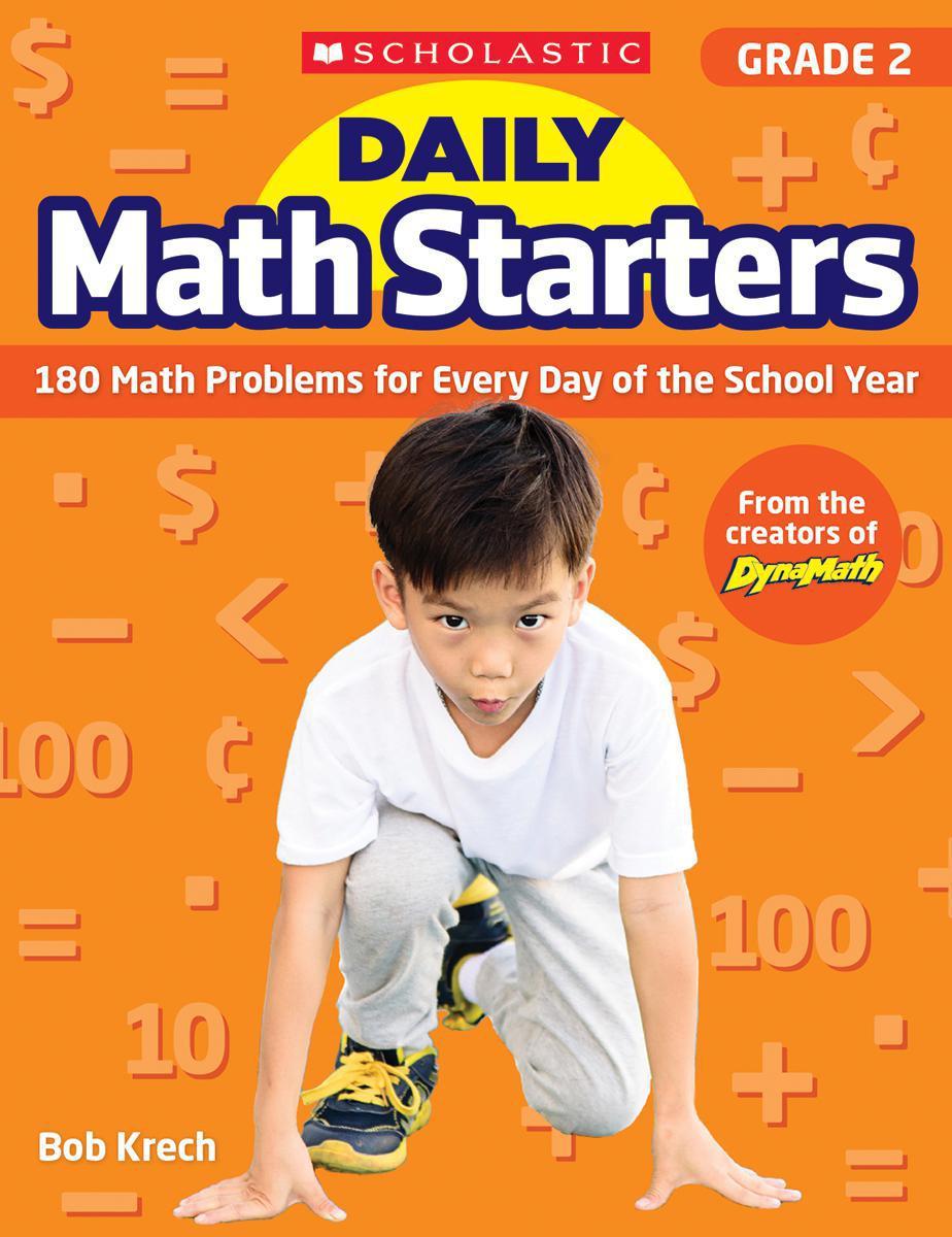 Daily Math Starters: Grade 2