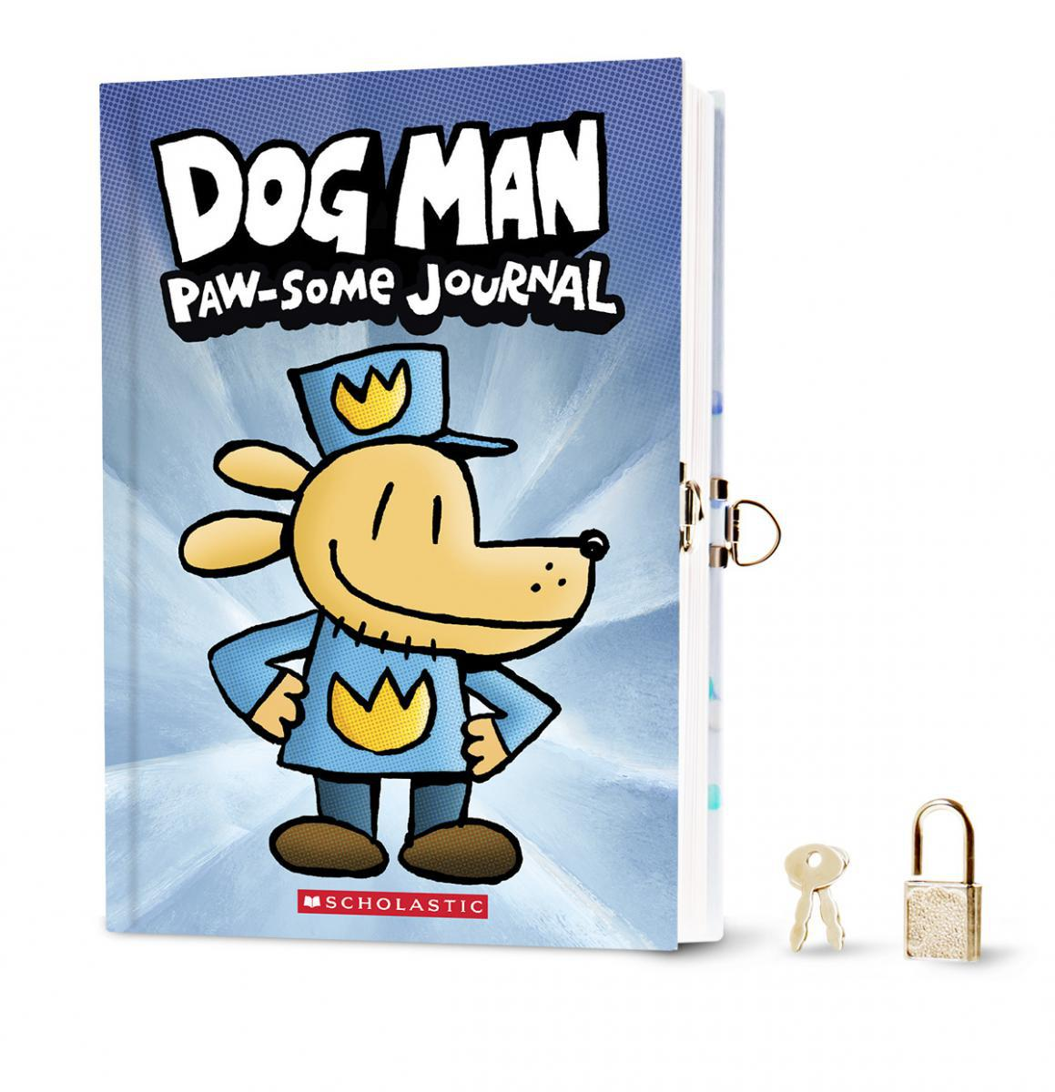 Dog Man: Paw-some Journal