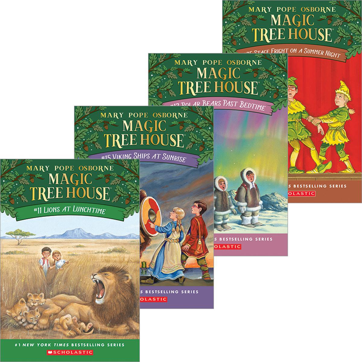 Magic Tree House® #1-#29 Pack