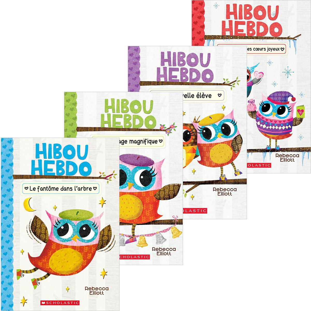 Collection Hibou Hebdo 1