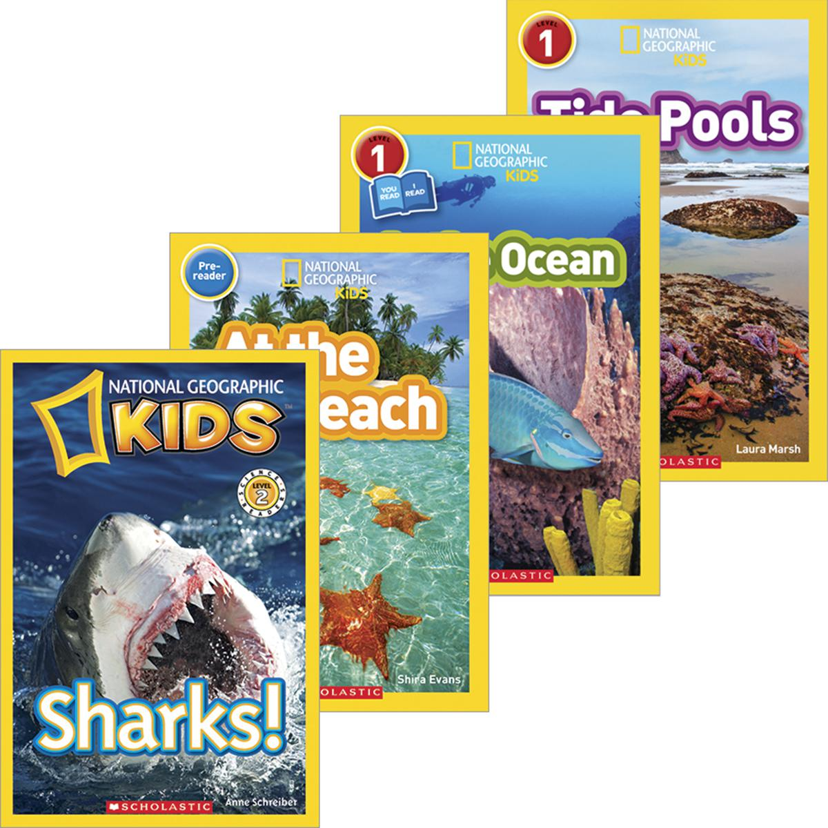 National Geographic Kids: Under the Sea Pack