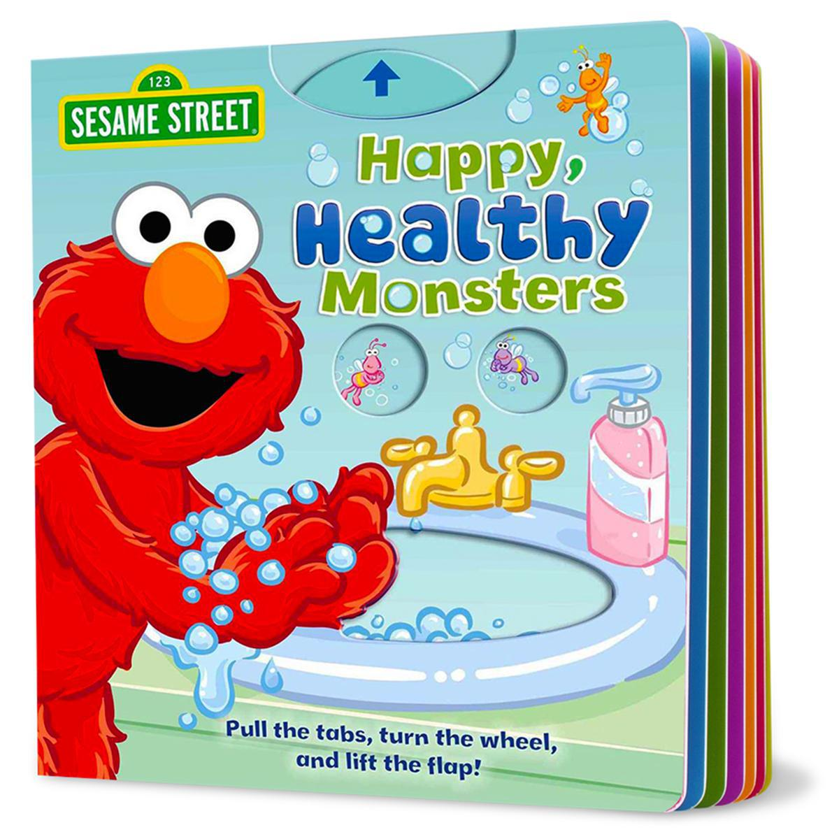 Sesame Street®: Happy, Healthy Monsters