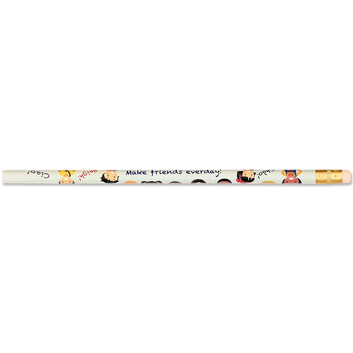 Make Friends Everyday Pencils 24-Pack