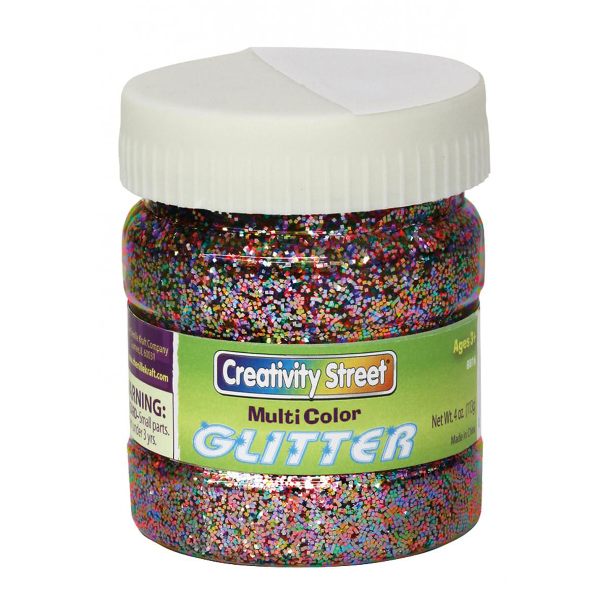 Glitter Shaker Multi-Colour