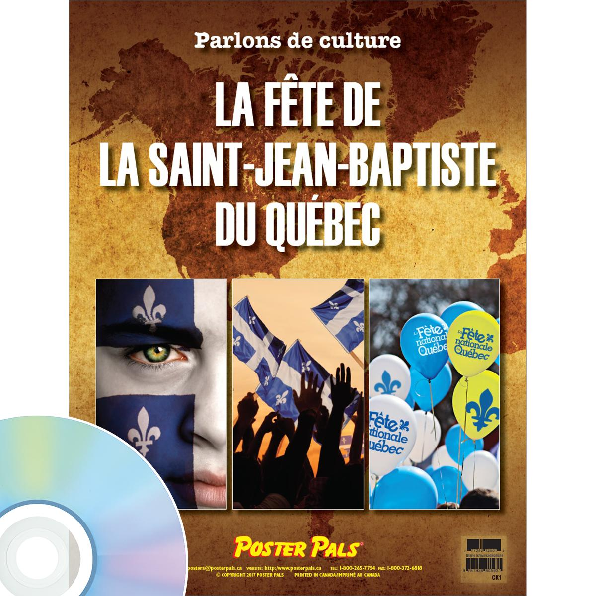 French Cultural Resources: La Fête de la Saint-Jean-Baptiste du Québec