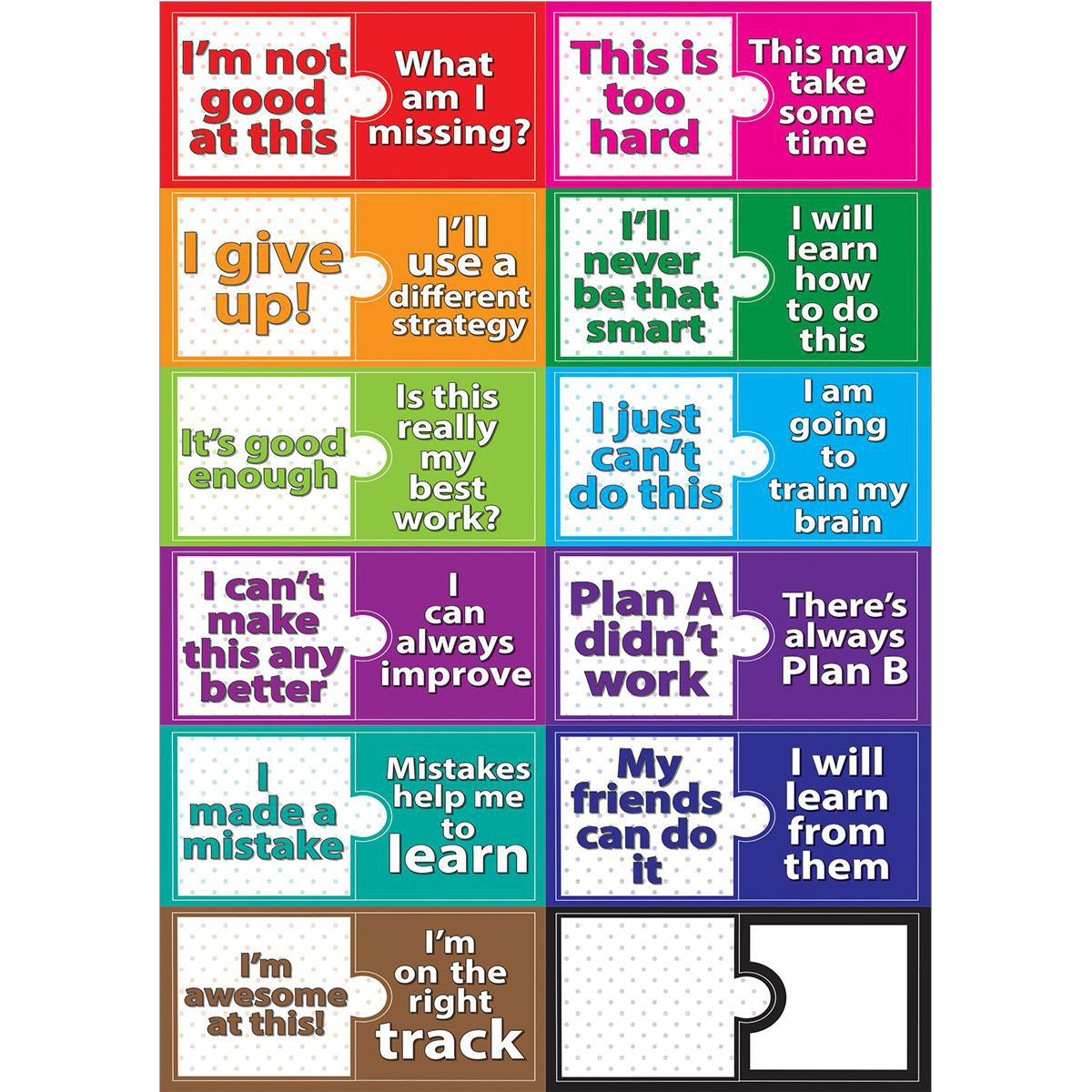 Magnetic Growth Mindset