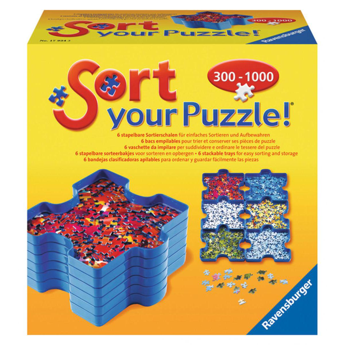 Bacs Sort Your Puzzle!®