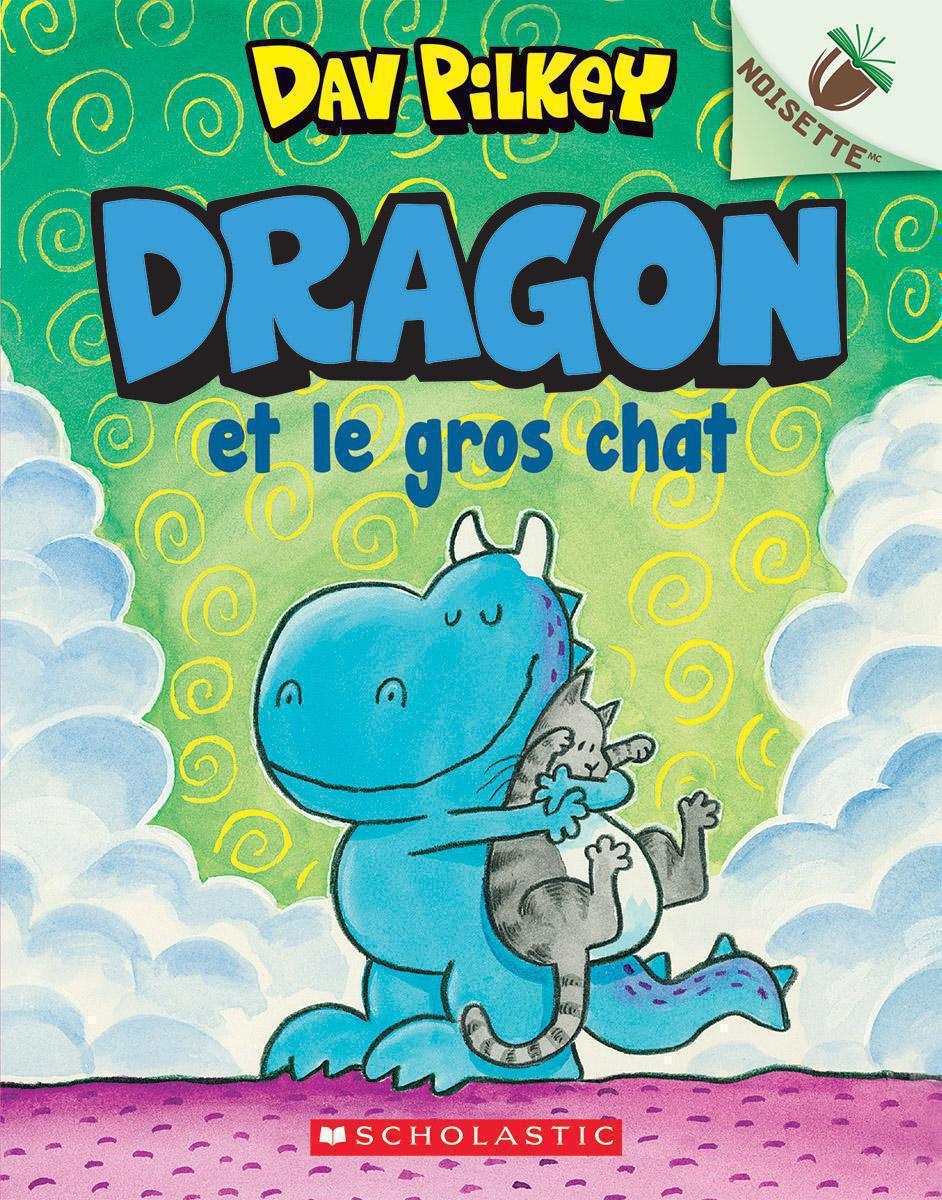 Dragon : N° 2 - Dragon et le gros chat