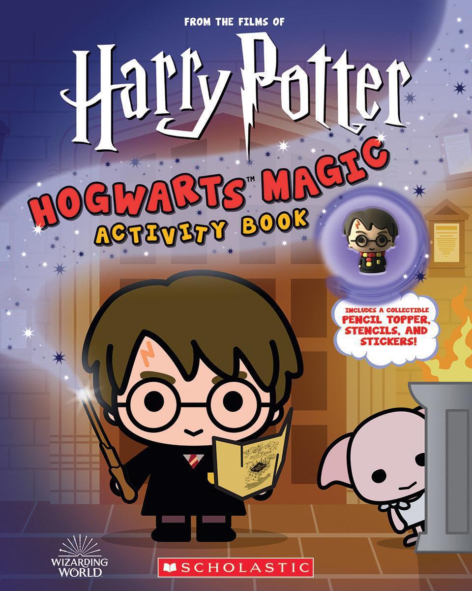 Harry Potter: Hogwarts Magic Activity Book