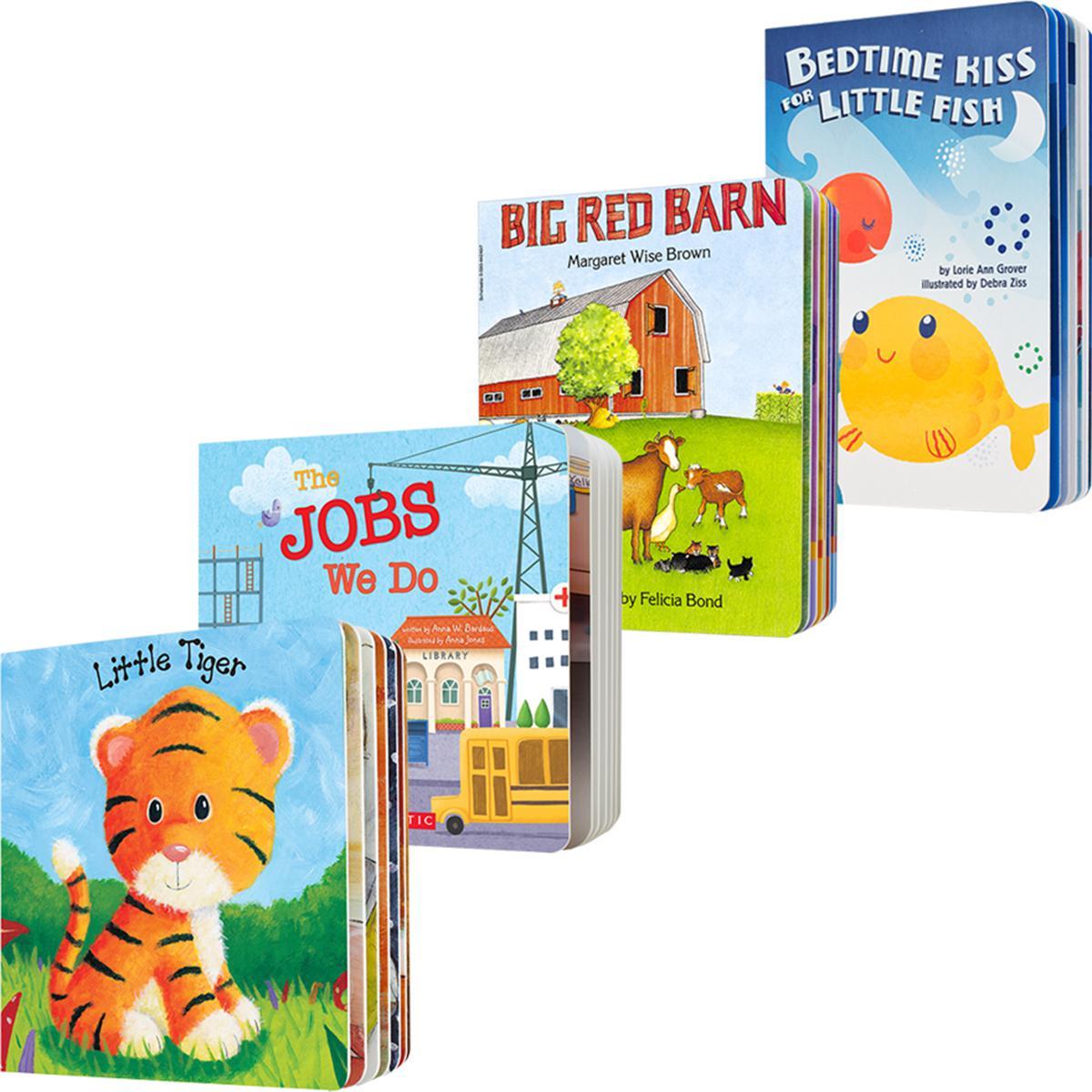 Board Book Mega Pack