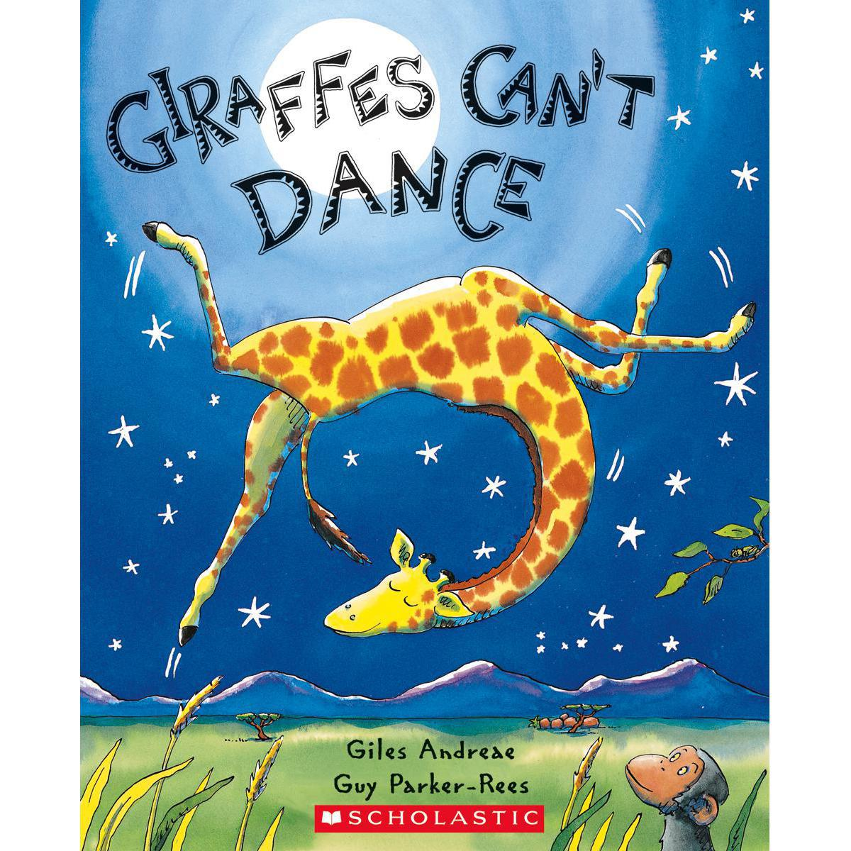 Giraffes Can't Dance 10-Pack