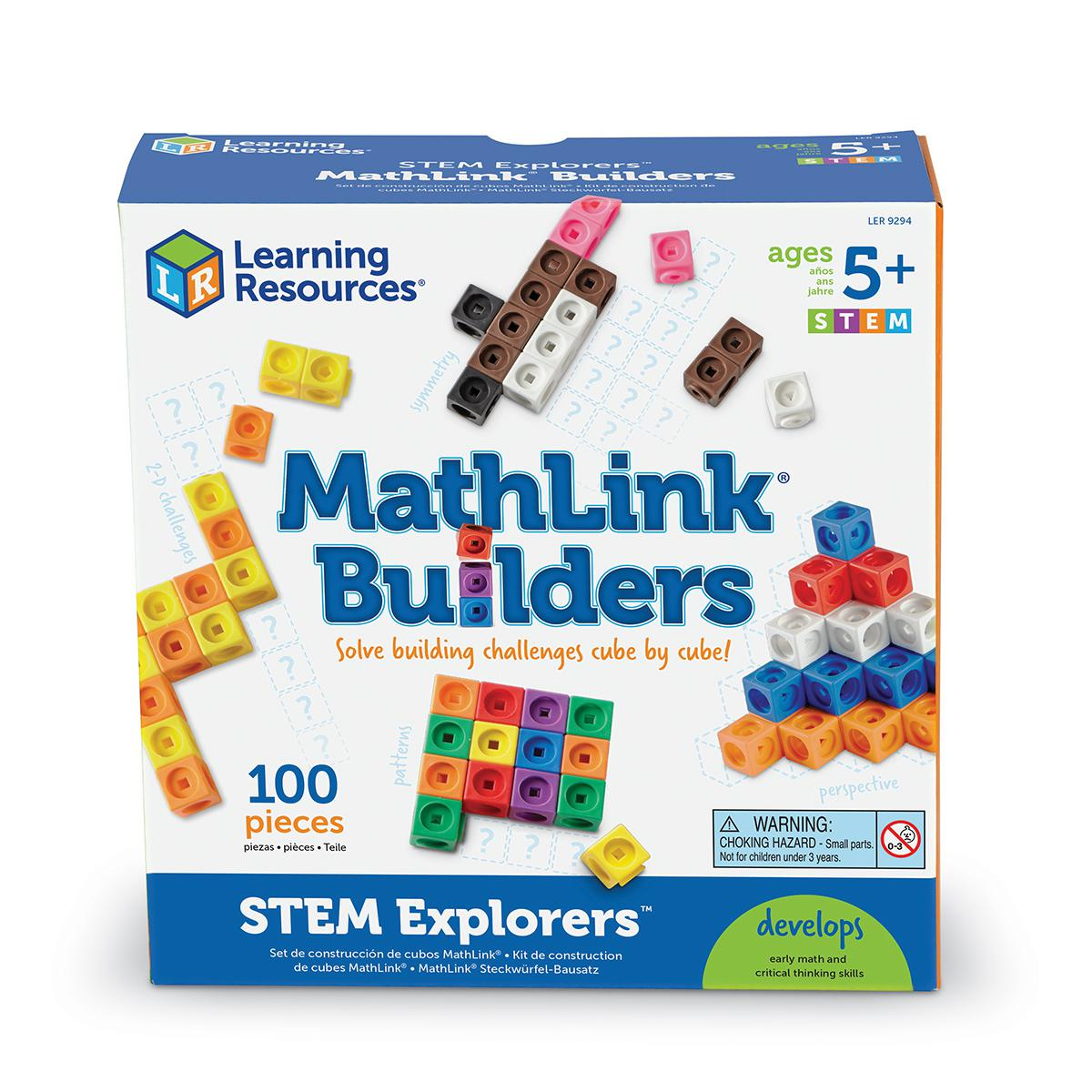 STEM Explorers MathLink® Builders