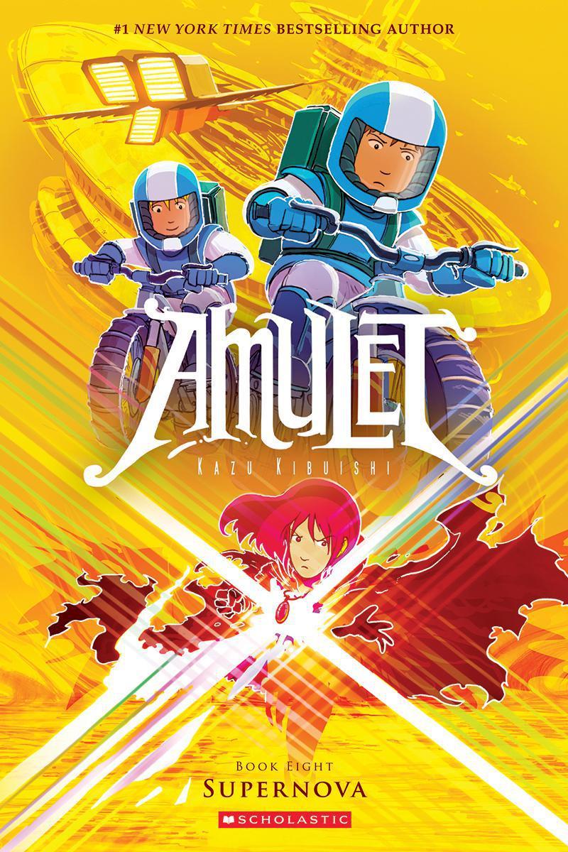 Amulet: Book Eight: Supernova