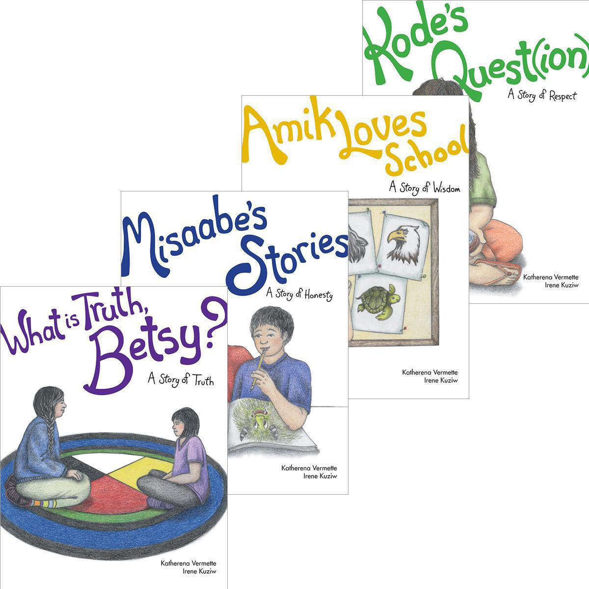 Seven Teachings Stories Pack