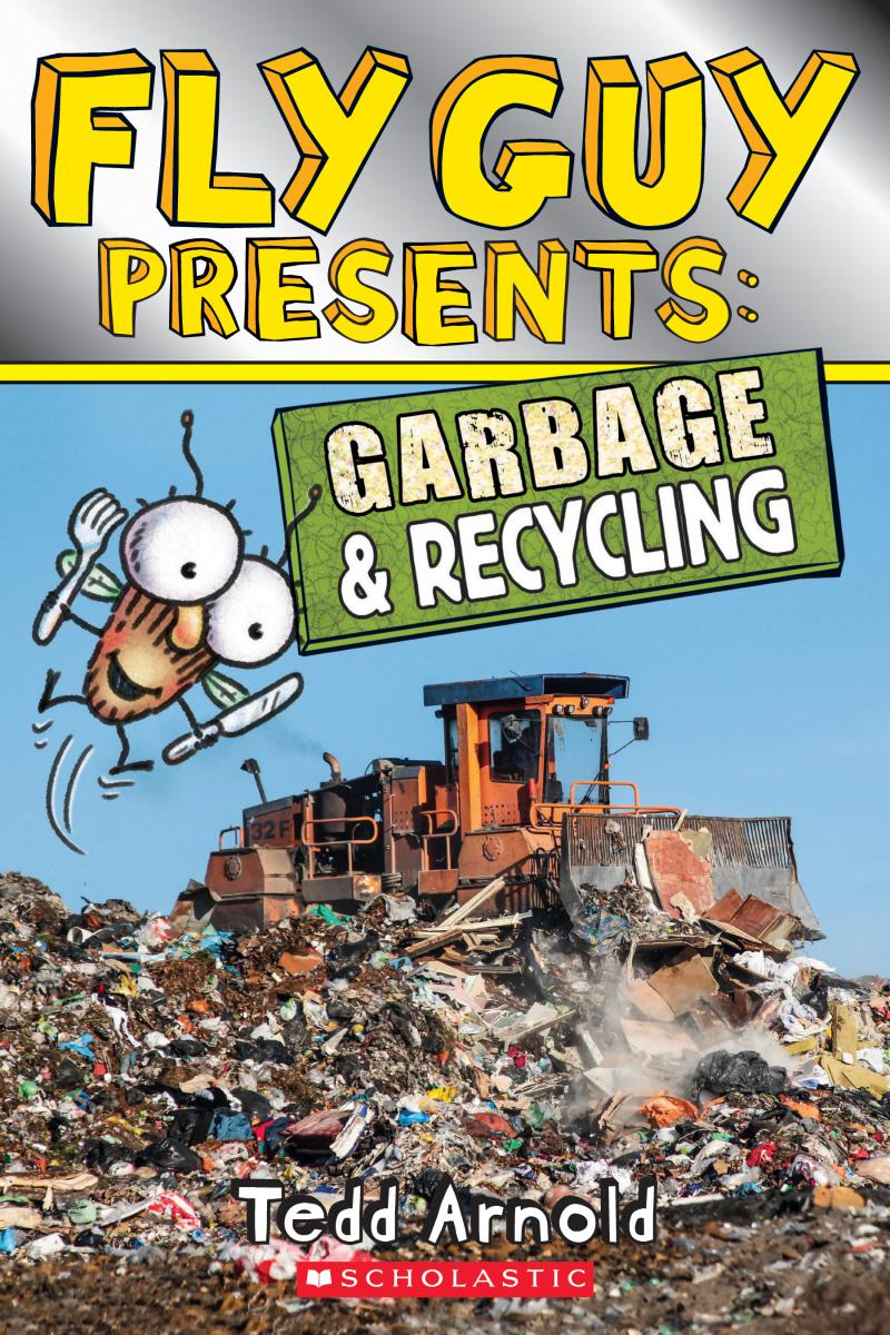 Fly Guy Presents: Garbage & Recycling