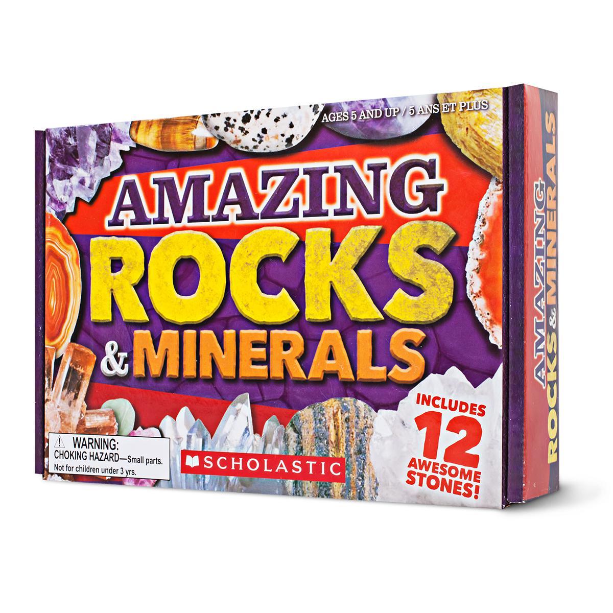 Amazing Rocks & Minerals