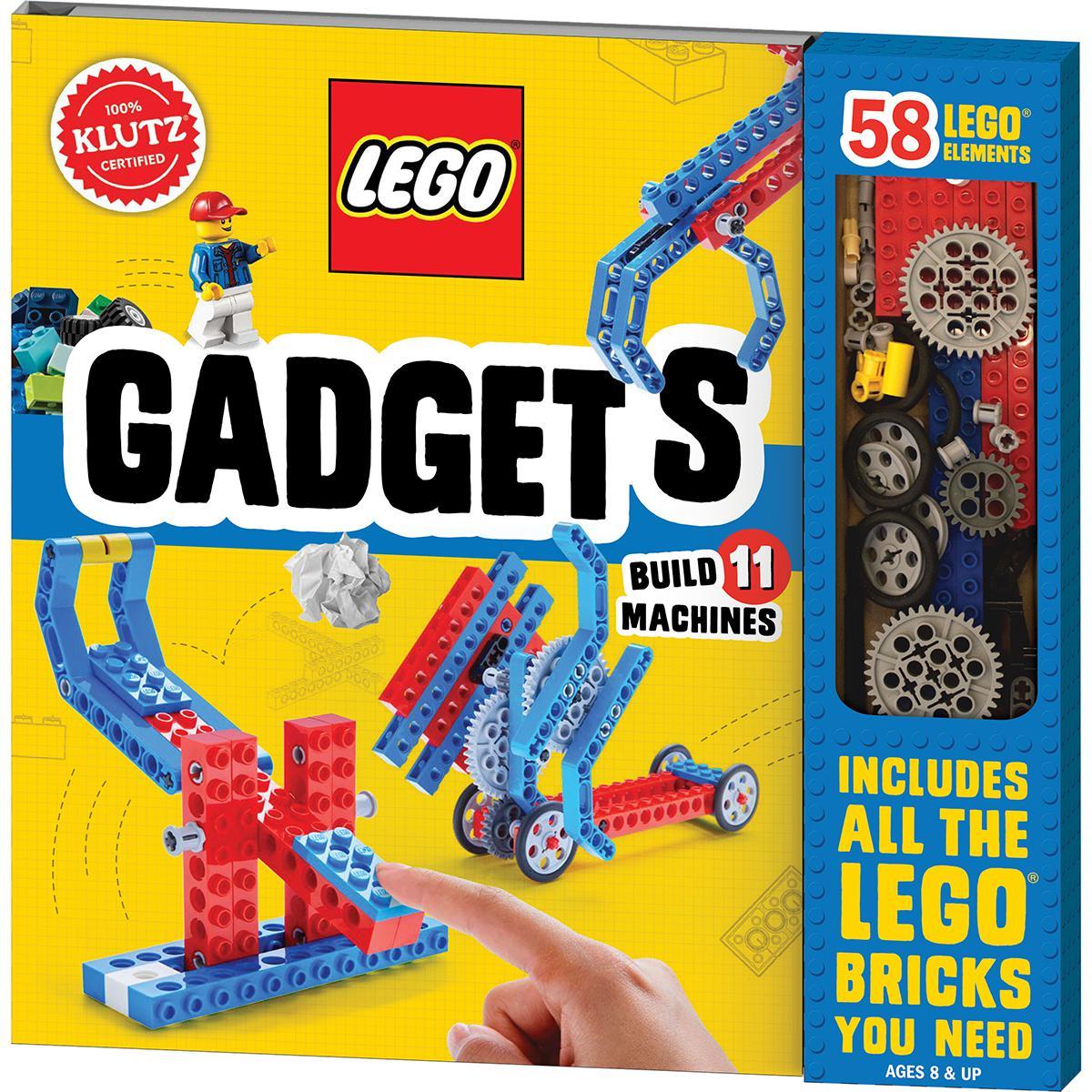 Klutz® LEGO® Gadgets