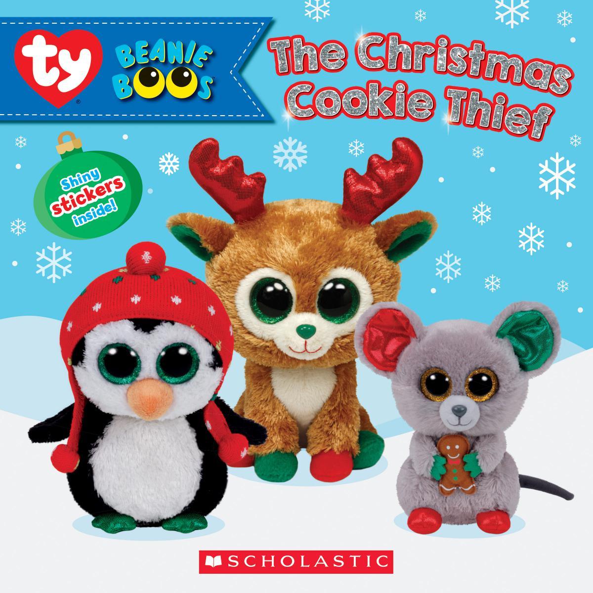TY® Beanie Boos™: The Christmas Cookie Thief