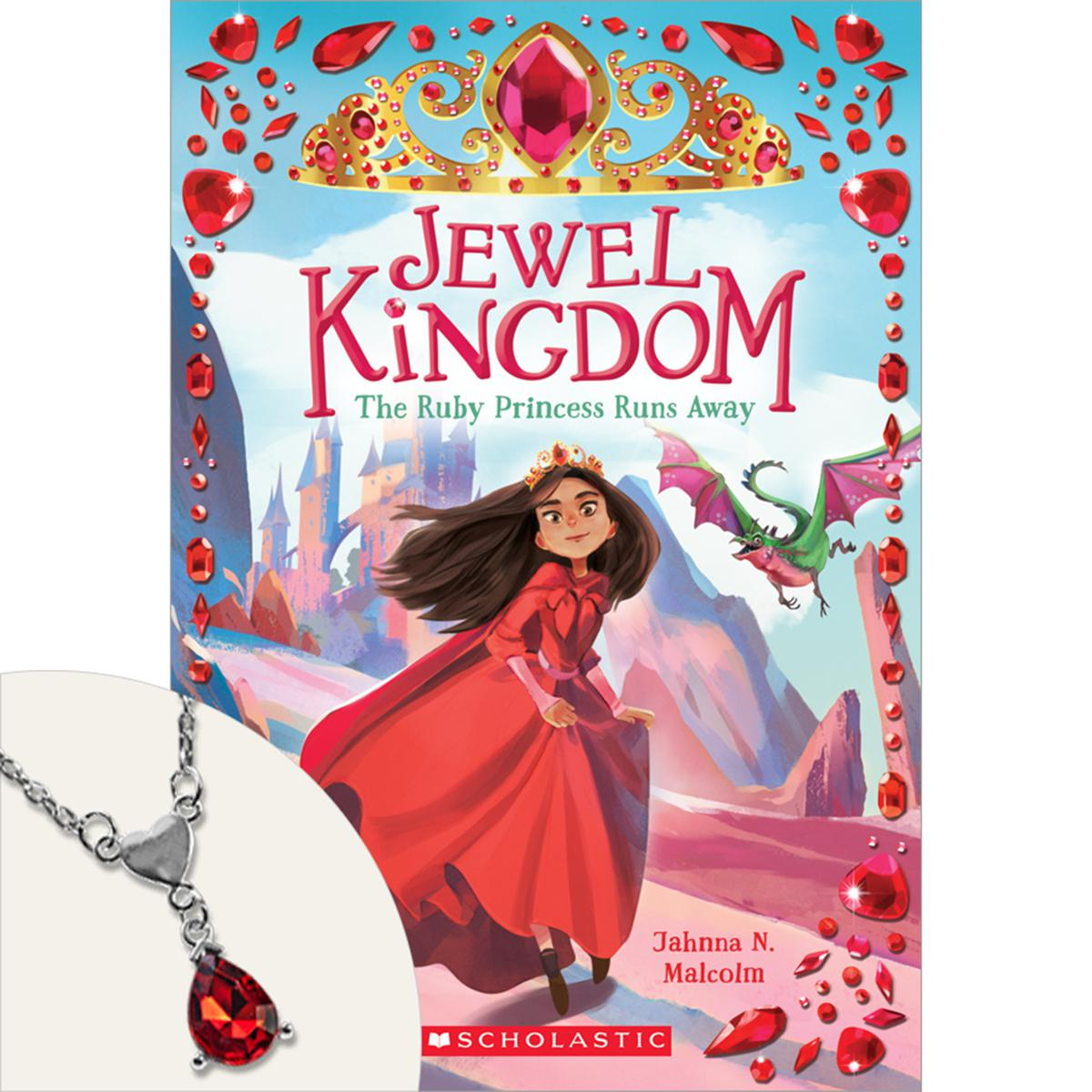 Jewel Kingdom: The Ruby Princess Runs Away Pack