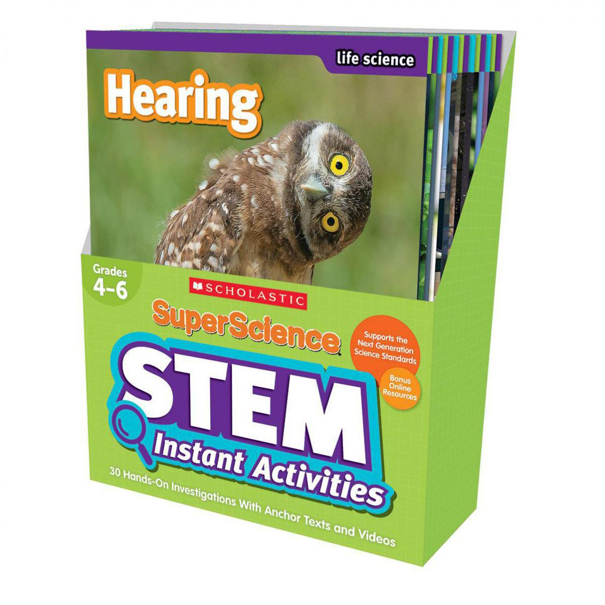 SuperScience STEM  Activity Set Grades 4-6