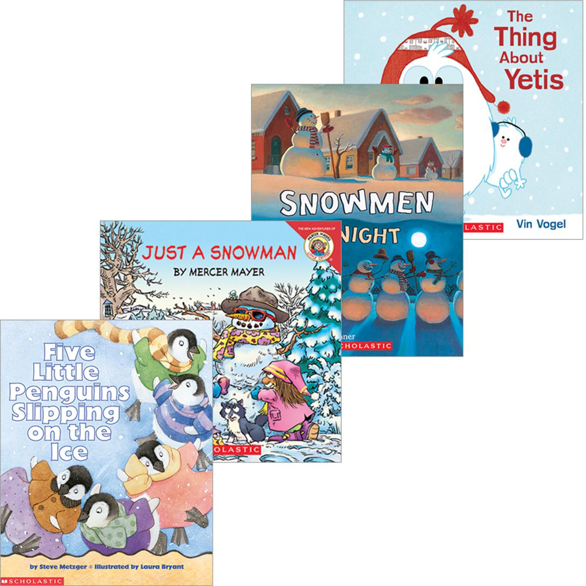 Snowy Stories Picture Book Pack