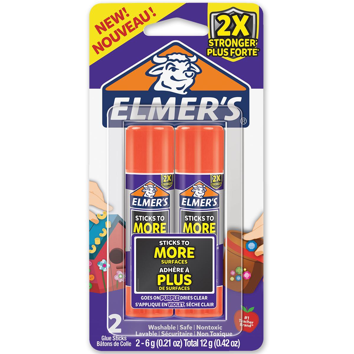 Elmer's® Extra Strength Glue Sticks