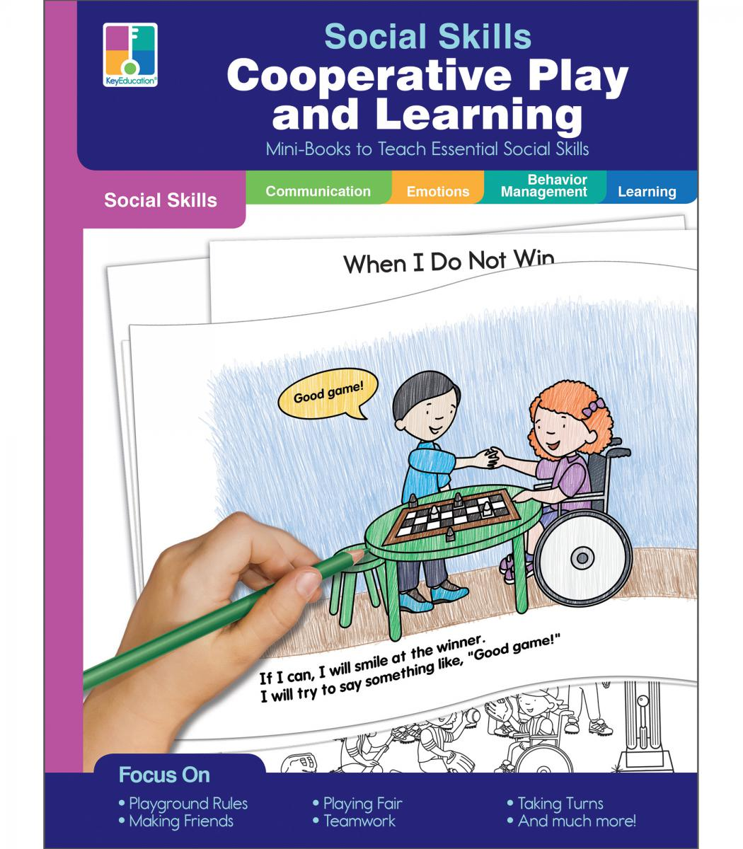 Social Skills: Cooperative Play and Learning