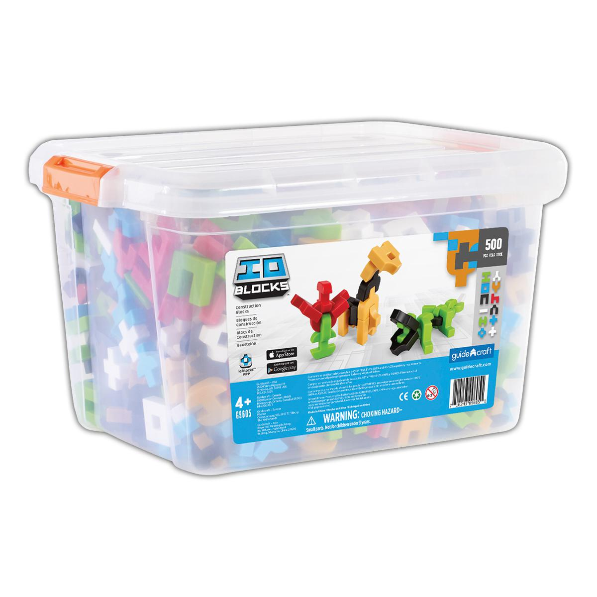 IO Blocks® 500-Piece Set