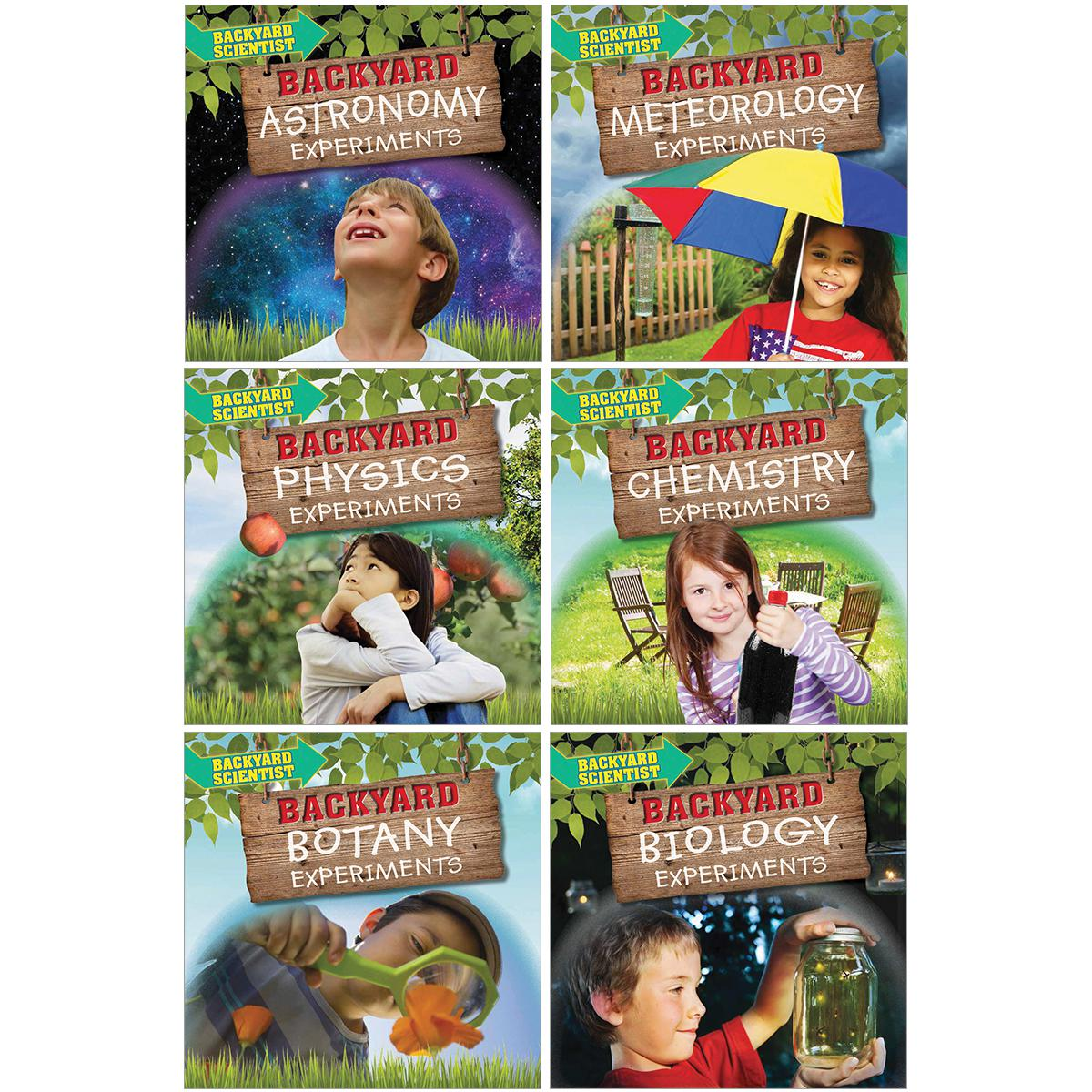 Backyard Scientist 6-Pack