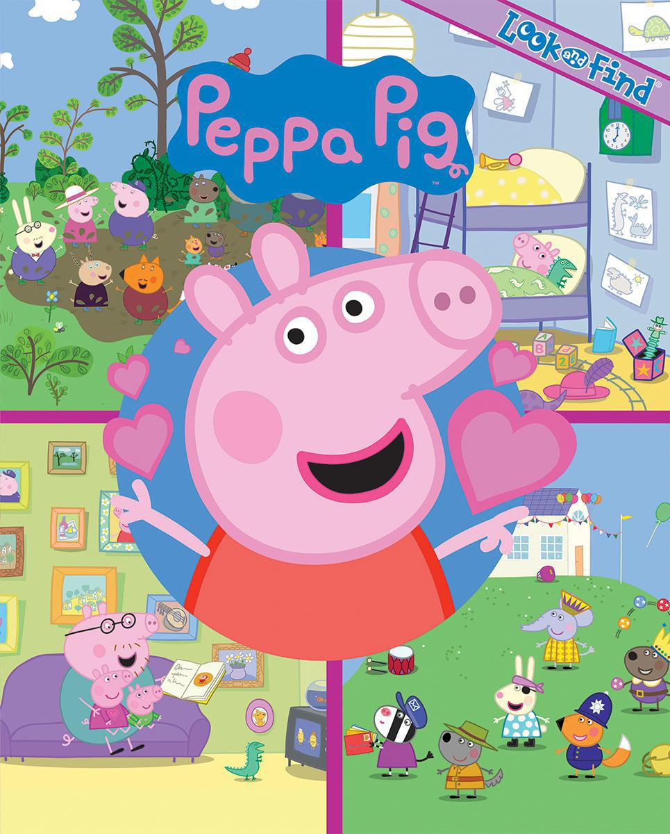 Look and Find®: Peppa Pig®