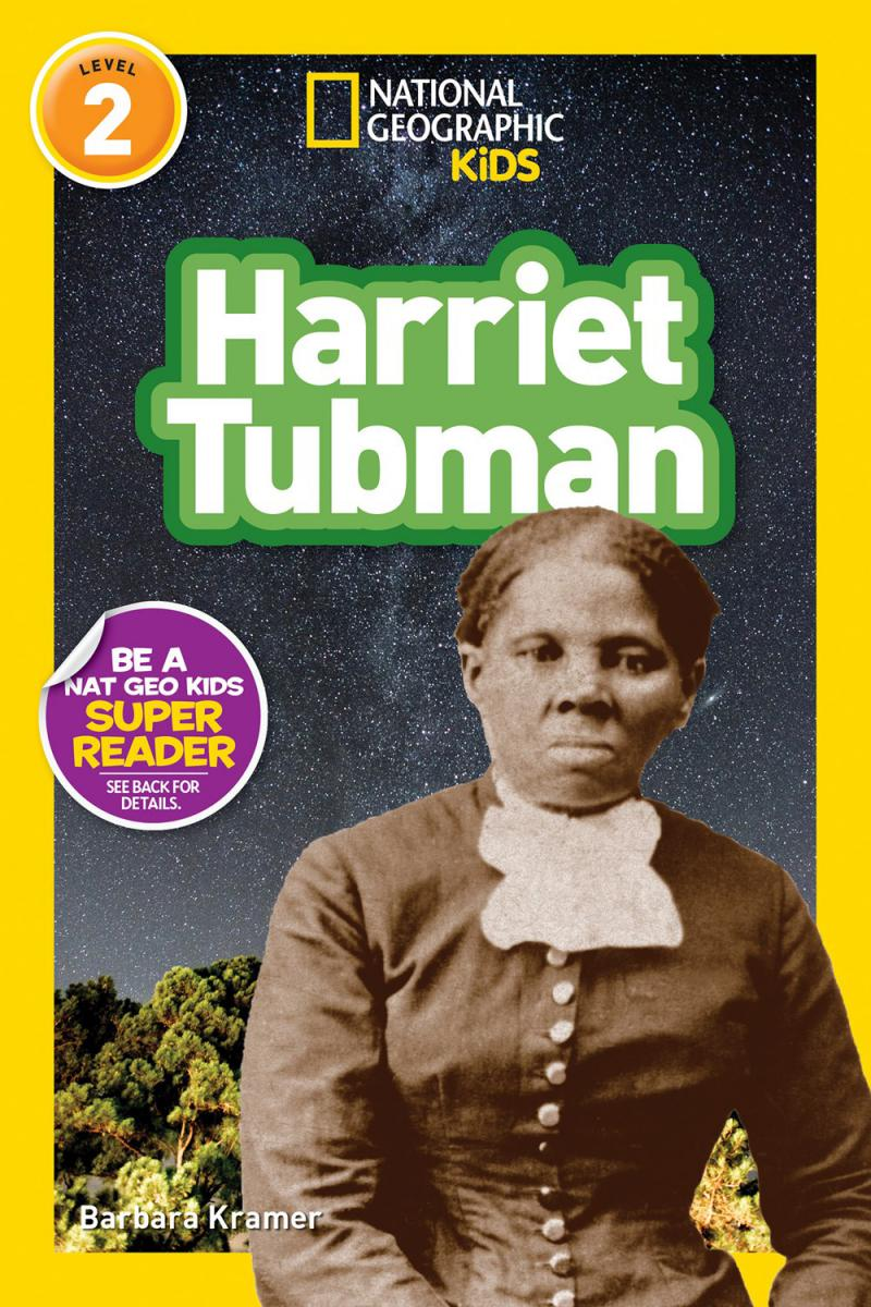 National Geographic Kids: Harriet Tubman