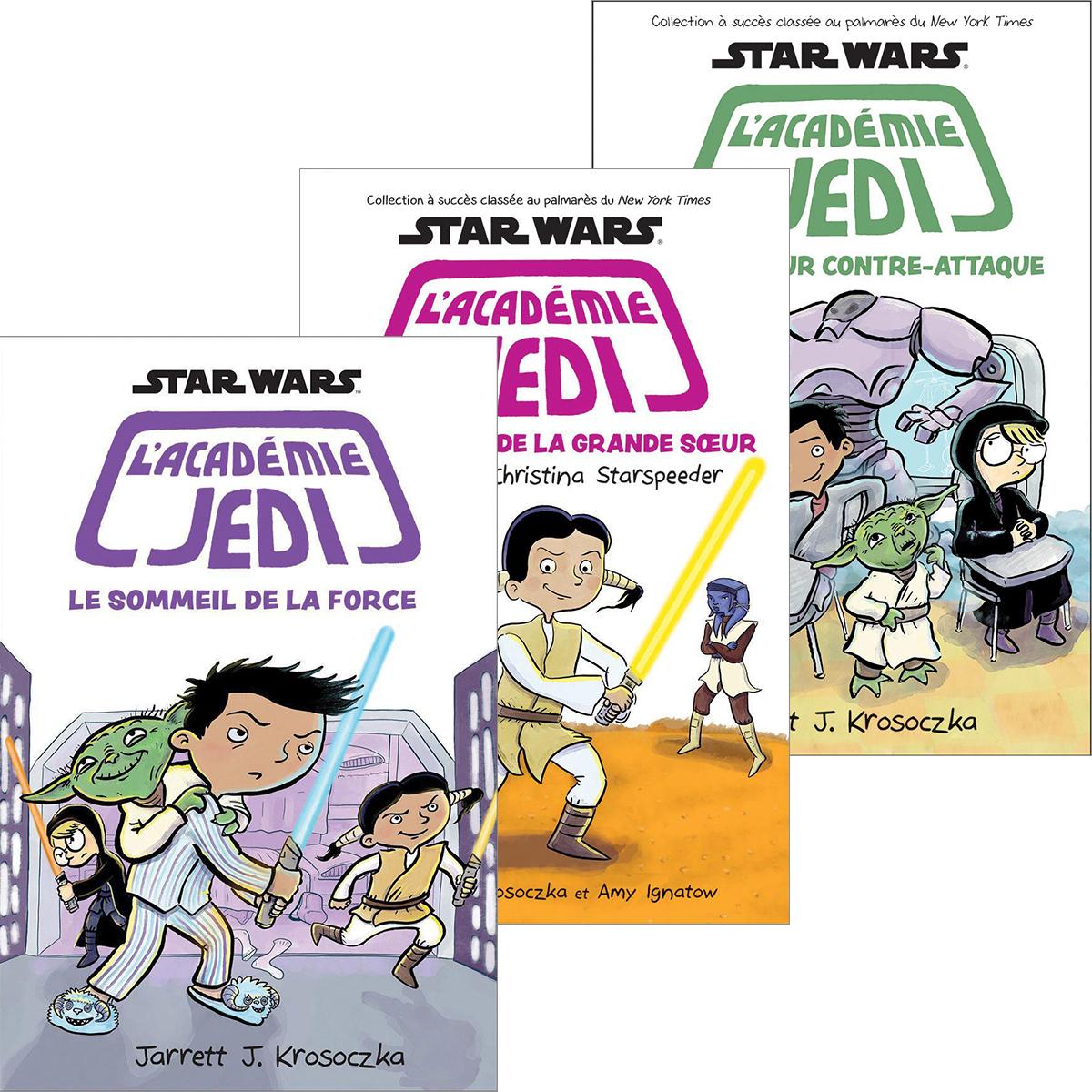 Star Wars : Ensemble L'académie Jedi