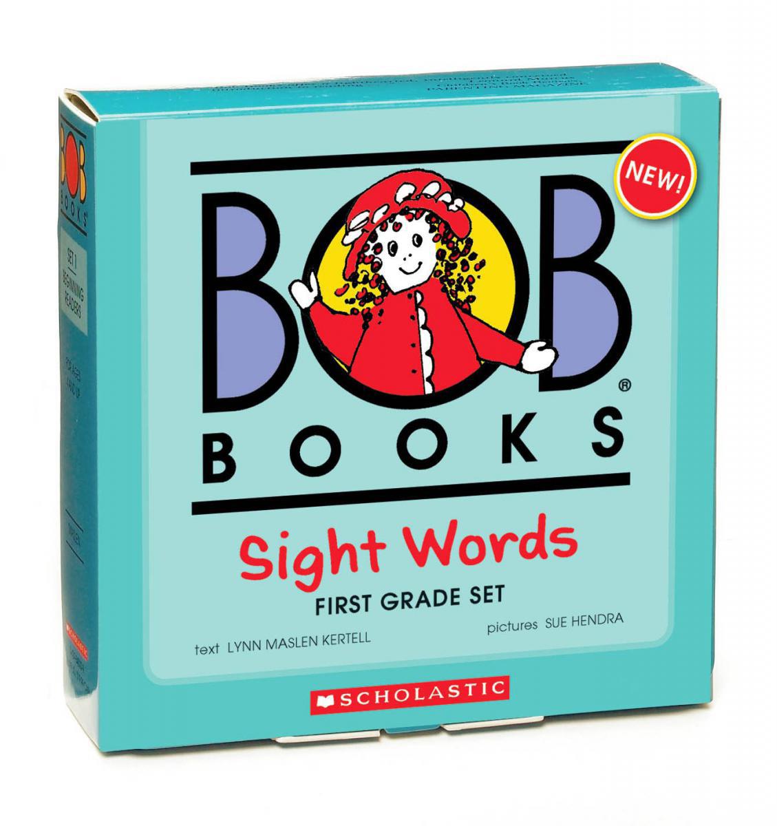 BOB Books®: Sight Words First Grade Set